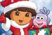 Dora Kerstpuzzel