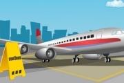 Vliegtuig Parkeren
